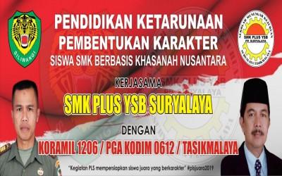 PEMBENTUKAN KARAKTER SMK PLUS YSB SURYALAYA